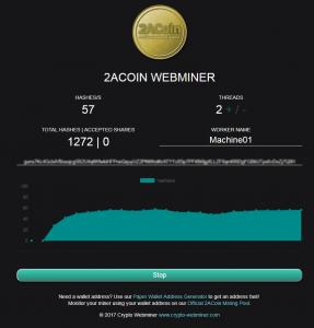 Web Miner Machine01