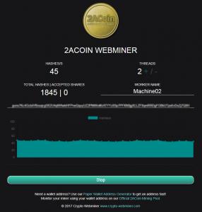 Web Miner Machine02